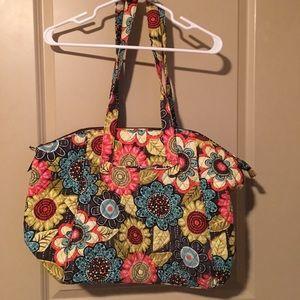 Vera Bradley Tote Bag - Like New